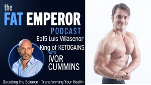 Krazy Keto Muscle Myths? Luis Villasenor of Ketogains Podcast #15