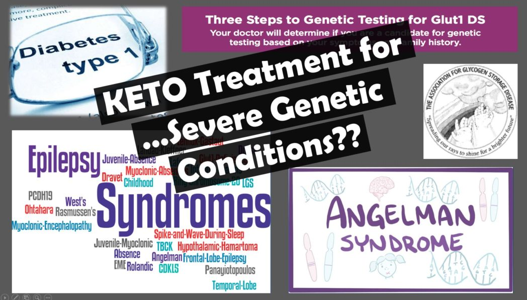 Keto Treatment for Severe Genetic Conditions