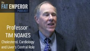 Daily Bites - Prof Noakes on Cholesterol, Cardiology and Your Liver