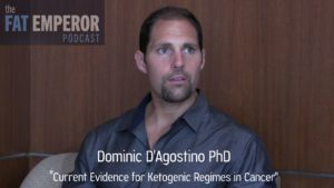 Emperor Daily Bites - Dominic D'Agostino on Ketogenic Diet Evidence Base