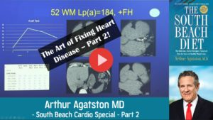 Ep47 - part 2 of 2 - Arthur Agatston MD - South Beach Cardio Special #LDL Demystified